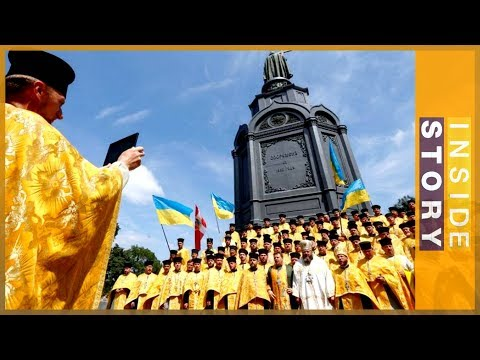 🇺🇦 🇷🇺 Why Has Ukraine's Orthodox Church Split From Russia? L Inside Story