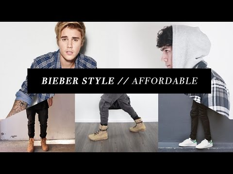 f8f57d66391a0 JUSTIN BIEBER STREET STYLE GET THE LOOK    High Street