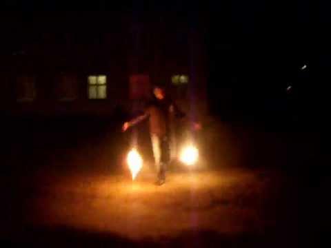 Fire Dance Serek & Koza