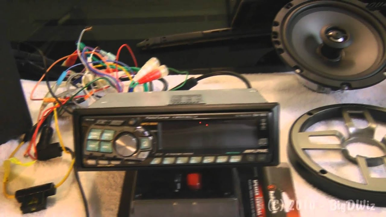 Custom Toolbox Boombox V2 0 Portable Car Stereo