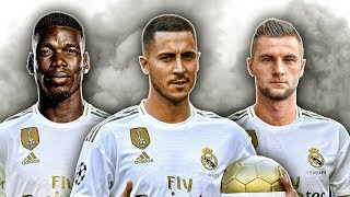 5 Ways Real Madrid Can Dominate Europe Again! | Scout Report