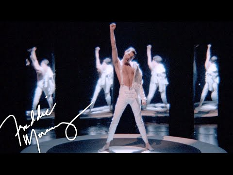Freddie Mercury - I Was Born To Love You Official Video