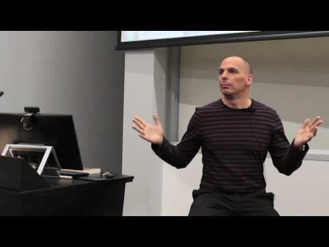Yanis Varoufakis - 'Political Economy: The Social Sciences' Red Pill'