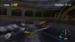 Classic Game Room - HYDRO THUNDER HURRICANE for Xbox 360 review