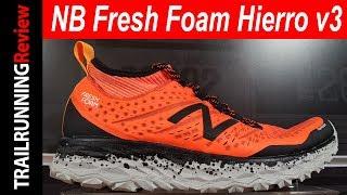 nb fresh foam hierro v3