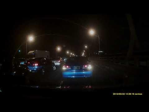 台南市安南區長和路一段永安橋上晚上六點半左右車禍 | WoWtchout