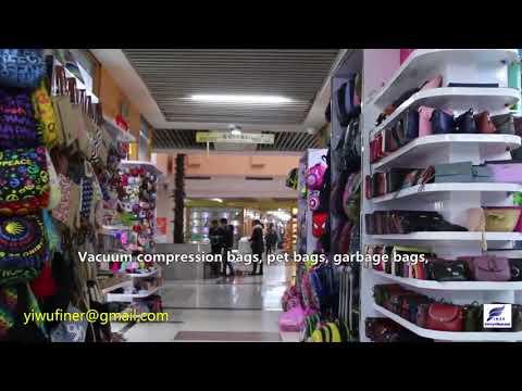 China YiWu Market--Bags Market