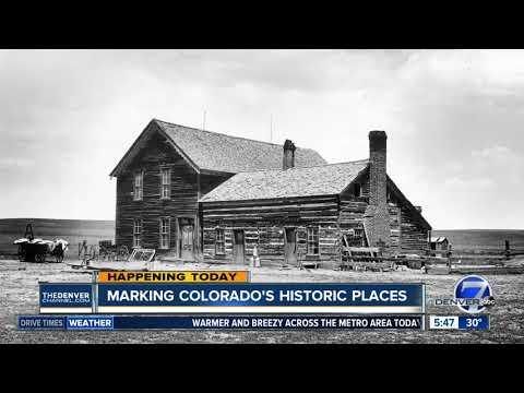 Marking Denver's 12 Mile House