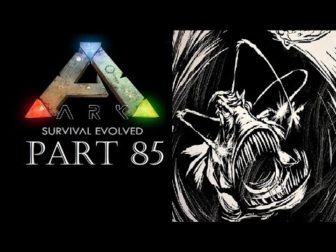 Ark se survival evolved part 85 angler fish taming for Angler fish ark