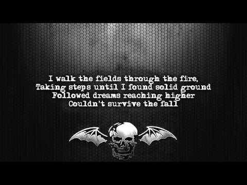 Avenged Sevenfold - Buried Alive [Lyrics on screen] [Full HD]