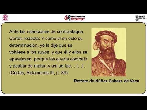 Alvar Núñez Cabeza de Vaca: Naufragios