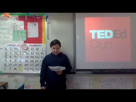 How My School is Spreading Sunshine | Shane Puckett | East Hardin Middle School