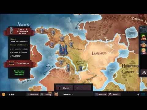 Dungeon Rushers: Part 5 |