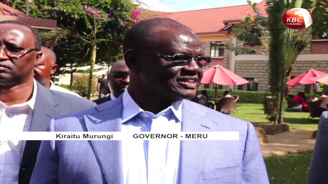 Meru and Isiolo governors form commitee to resolve border conflict
