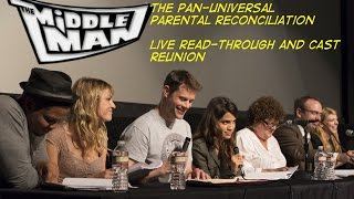 The Middleman: The Pan-Universal Parental Reconciliation!
