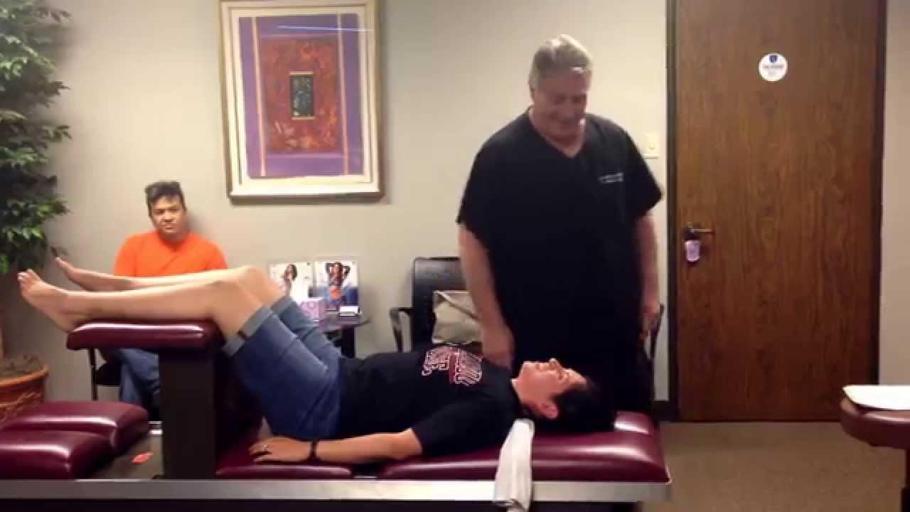 manual spinal decompression