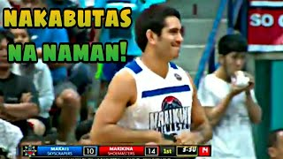 Gerald Anderson Highlights/Marikina vs Makati MPBL/09-08-2018