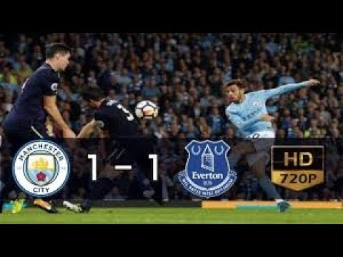 Download Manchester City vs Everton 1 1   All Goals & Extended Highlights   21 08 2017 HD