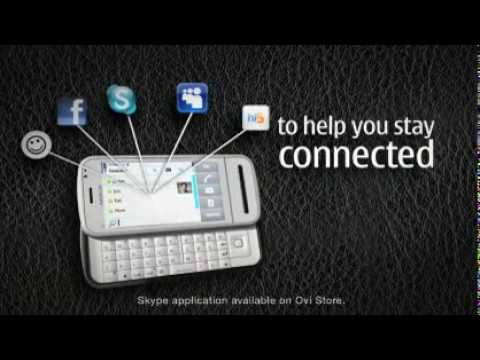 Nokia C6 Promo