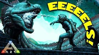 EEEEEEEEEEEEEEEEEEEEELS! - ( Ragnarok ) ARK Duo Survival Series #19
