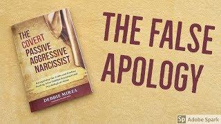 The False Apology