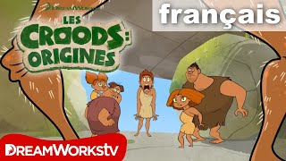 """Les Croods : Origines"" de DreamWorks Animation"