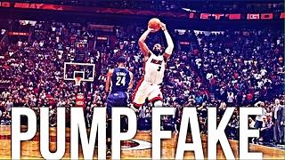 "NBA ""Pump Fake"" Game Winners"