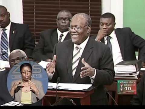 PM Closes Crime Bill Debate