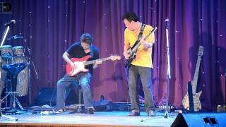 phòngtràdavàng-Hội ngộ- guitar Minh Khánh & Lê Quang bass.avi