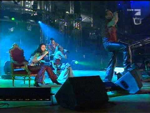 "Nu Pagadi Sweetest Poison ""Live"" @ TV Total Dez 2004"