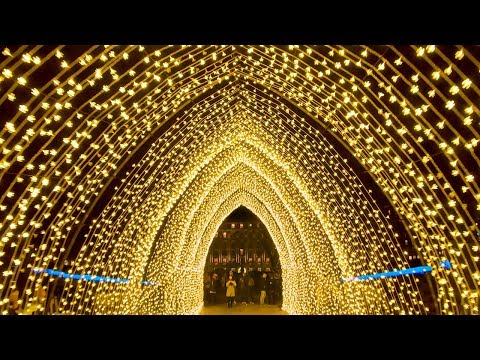 Christmas Walking London ✨ Baker Street To Grosvenor Square's Golden Archway