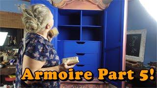 Armoire Part 5 - Final Part