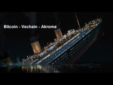 (148) Bitcoin - Vechain - Akroma
