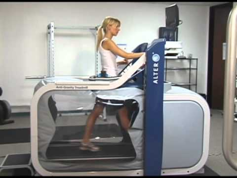 AlterG Shorts Demo