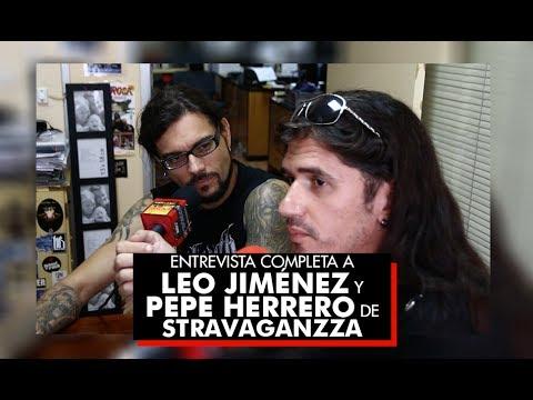 Entrevista completa a Leo Jiménez y Pepe Herrero de Stravaganzza
