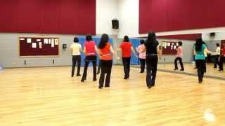 You... - Line Dance (Dance & Teach in English & 中文)