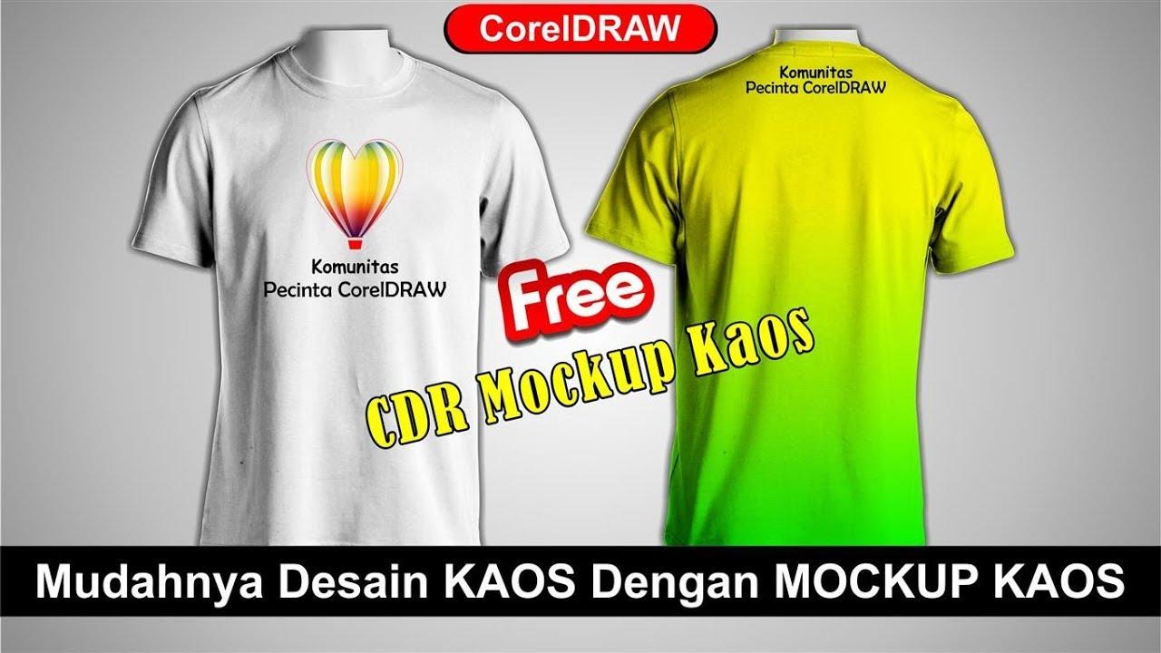Download Mockup Baju Futsal Cdr Yellowimages