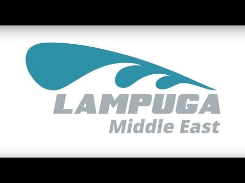Lampuga Middle East: Ecofriendly High-end Electric Jetsurfboard
