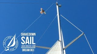 Sailing The Dream | #001 | Shakedown Sail Lisbon-Gibraltar-Lisbon