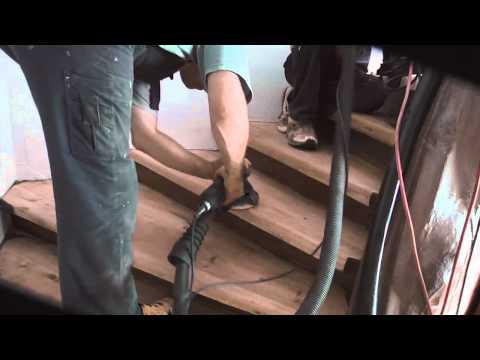 treppenrenovierung ohne schleif und spachtelarbeiten doovi. Black Bedroom Furniture Sets. Home Design Ideas