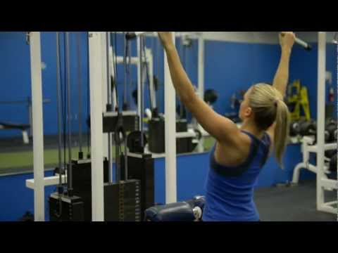 Lat Pulldown - Women
