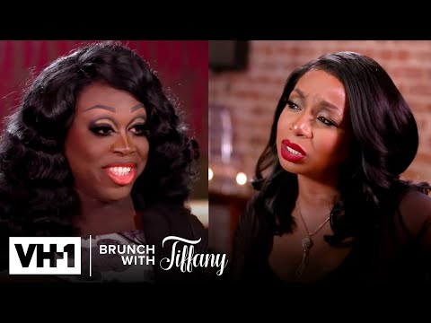 Tify & Bob the Drag Queen Talk RuPaul's Drag Race Drama Ep. 5  Brunch With Tify
