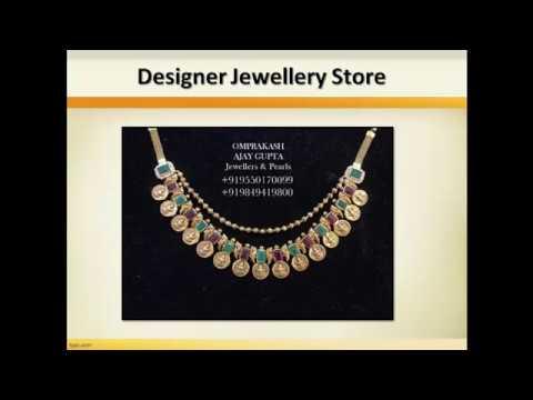 Antique Gold Jewellery Online