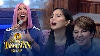 Wackiest moments of hosts and TNT contenders | Tawag Ng Tanghalan Recap | July 09, 2019