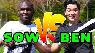 MOUSSA SOW VS BEN (Futbol Challenge)