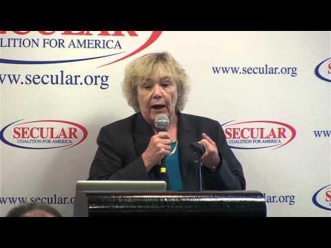 Congresswoman Zoe Lofgren - SCA Lobby Day 2014
