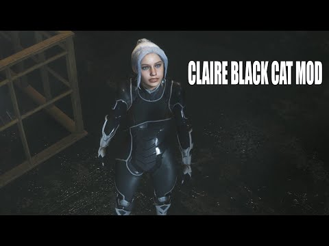 Claire Black Cat Download Link