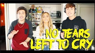 """""""No Tears Left To Cry"""" - Ariana Grande [COVER BY THE GORENC SIBLINGS] Video"""