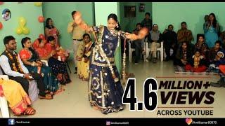 Banni ||  बन्नि का मेहंदी राचा हाथ || Rajputi dance cover by heena lakhawat deora  || Amit kumar