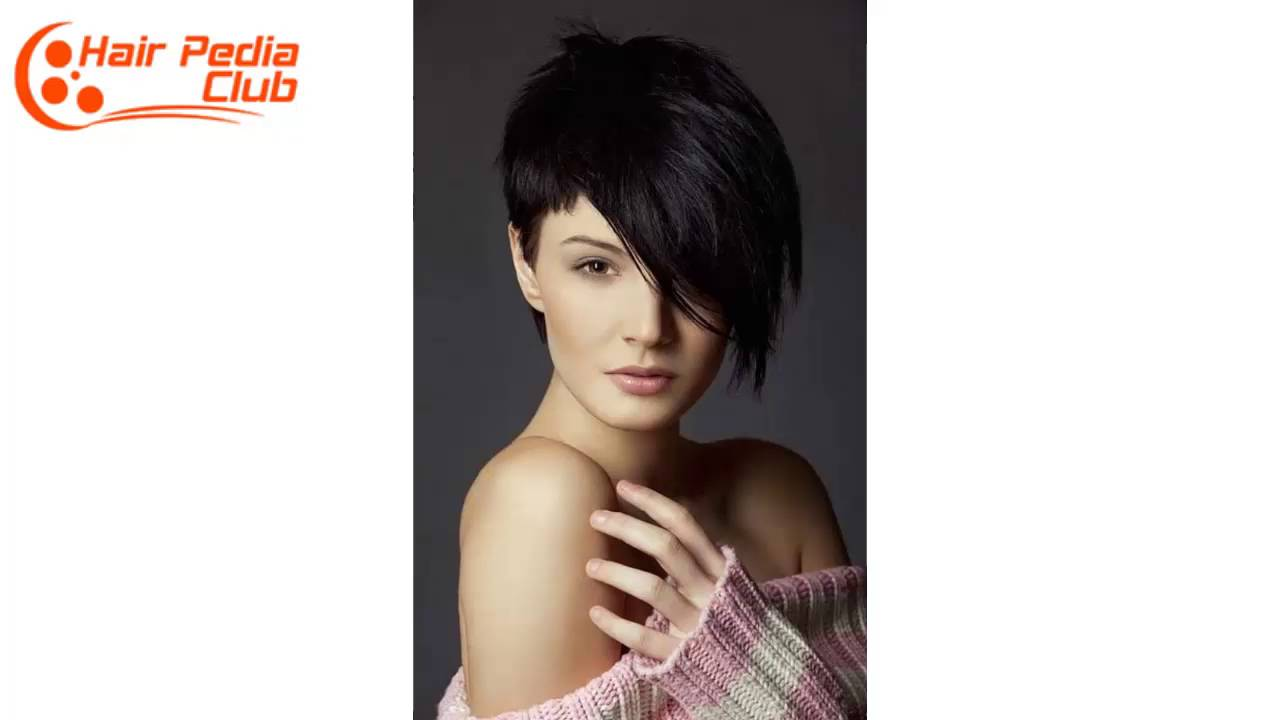 Haircuts For Round Faces To Look Thinner Youtube